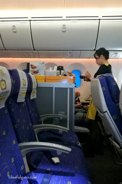 Scoot 787 Dreamliner Gold Coast to Singapore Flight
