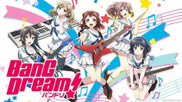 Bang Dream Sub Indo