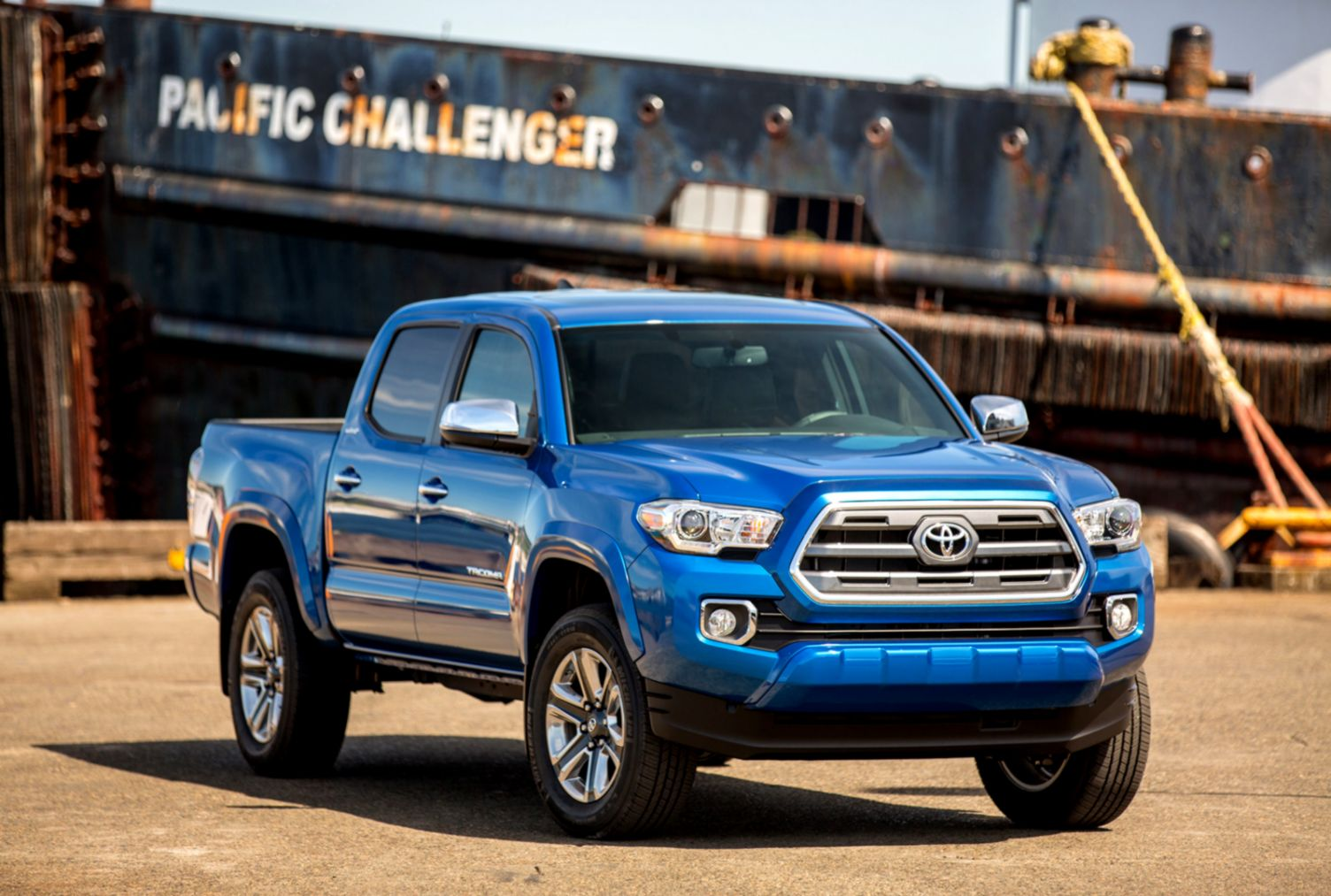 Toyota Isnt Ruling Out The Idea Of A Hybrid Pickup Truck
