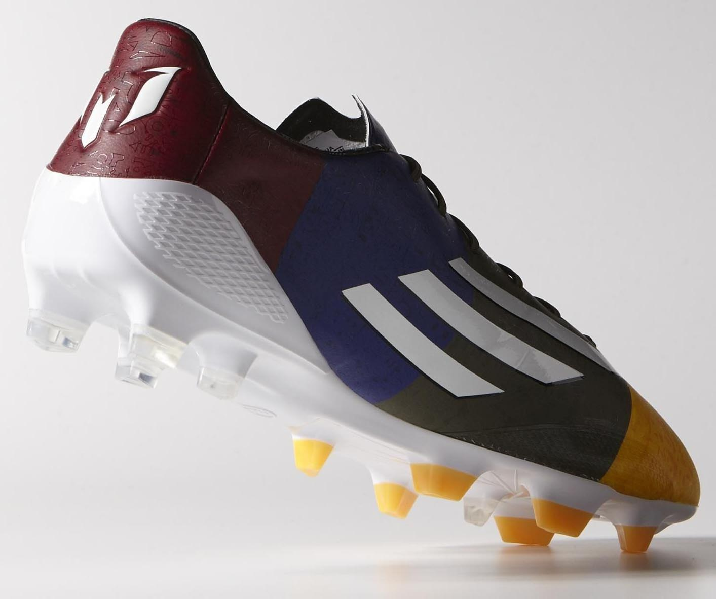 Messi New Shoes  White