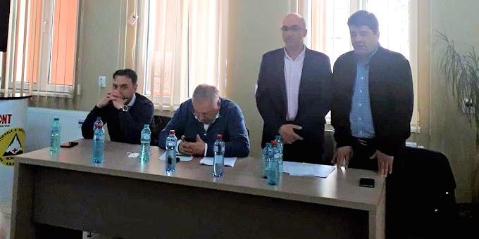 Conducere nouă la organizația PSD Vatra Dornei