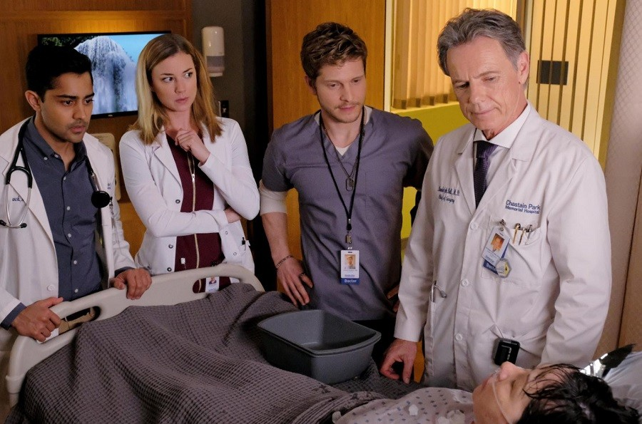 Série The Resident - 1ª Temporada  Torrent