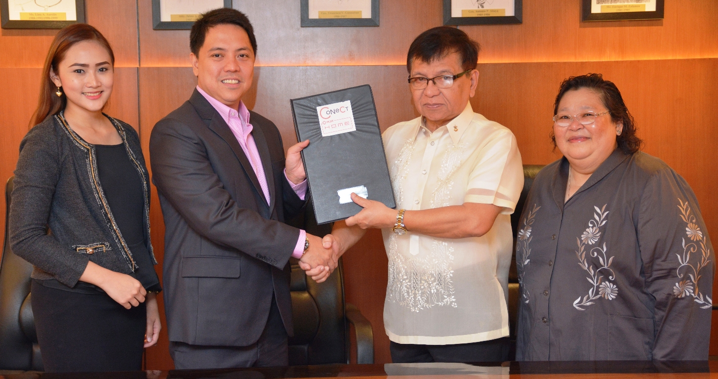 PLDT HOME and FGHAI ink three-year partnership