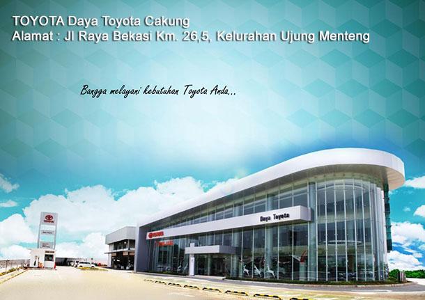 DAYA TOYOTA CAKUNG, Jakarta Timur