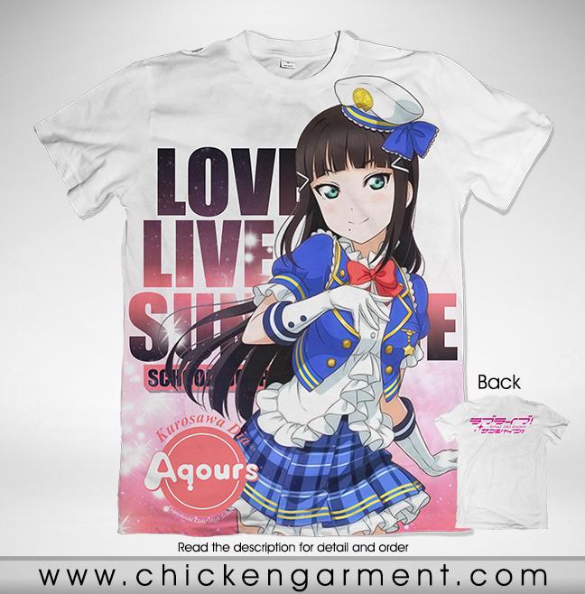 Love Live T-Shirt