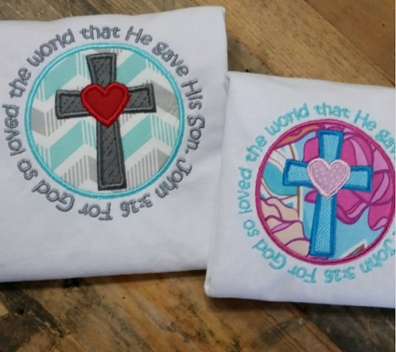 Easter shirts for siblings
