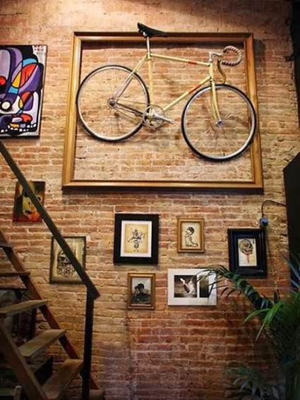 Bicycle Decoration For Home