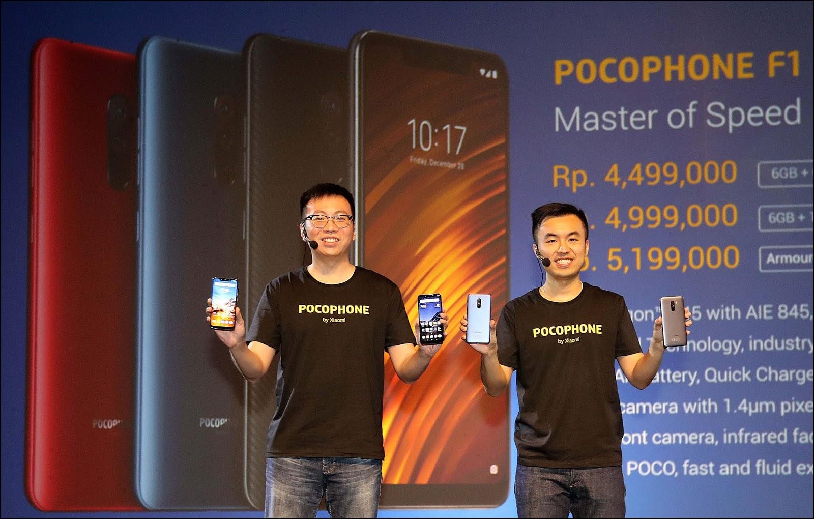 Xiaomi perkenalkan sub-brand baru POCOPHONE di Pasar Indonesia
