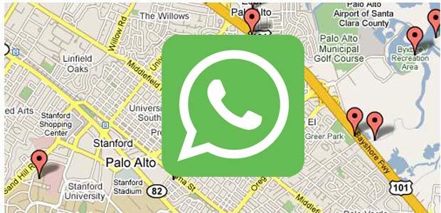 Inilah Cara Lacak Seseorang Dengan WhatsApp