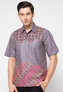 Model baju batik pria terbaru untuk kerja