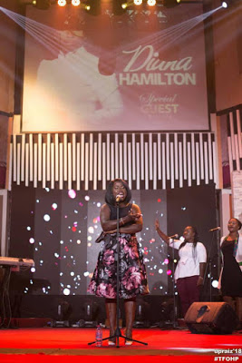 Diana Hamilton Set To Release New 'iBelieve' Album In London Concert