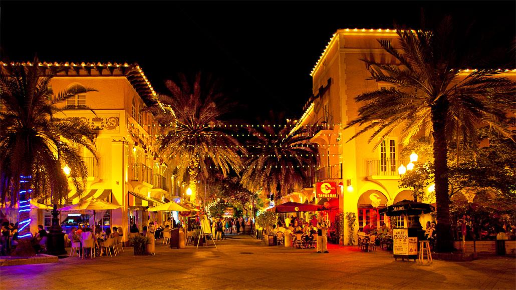 Bambu Cafe Palm Beach