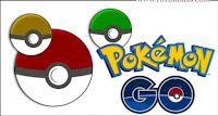 Cara mudah membuat pokeball atau pokemon ball