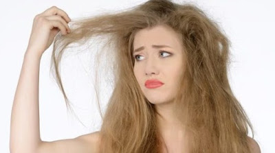Cara Alami Merawat dan Mengatasi Rambut Kering