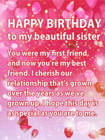 Admirable 350 Happy Birthday Wishes For Sister In Hindi 2020 Whatsapp Personalised Birthday Cards Beptaeletsinfo
