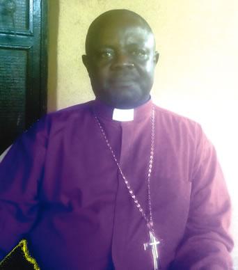 Rev Michael Adeyemi