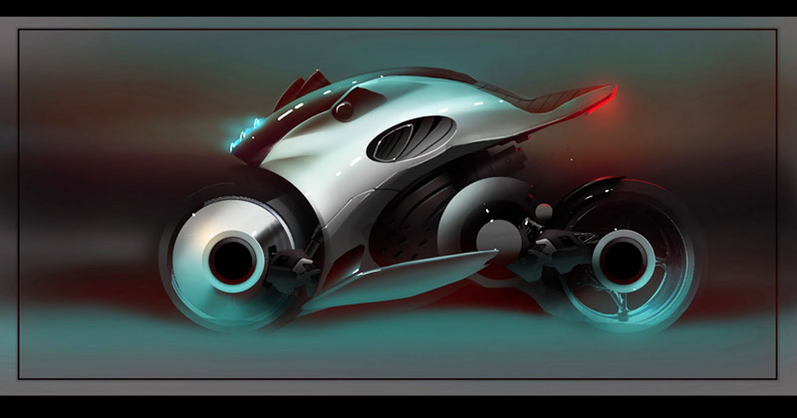 Dsng S Sci Fi Megaverse More Concept Vehicles Cars