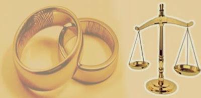 البطلان والفساد في عقد الزواج .
