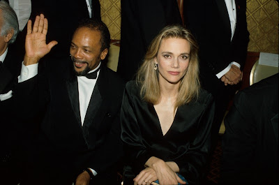Quincy Jones Wife: Producer Honors Late Ex Peggy Lipton