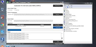 Flashing Oppo A37f Via Qfil
