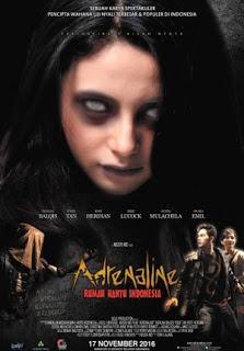Poster Film Adrenaline