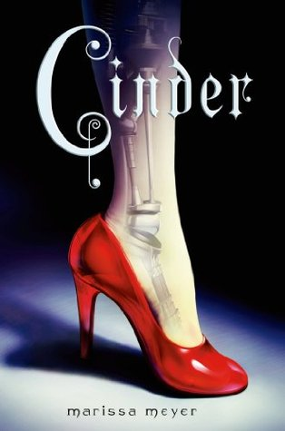Cinder by Marissa Meyer (5 star review)
