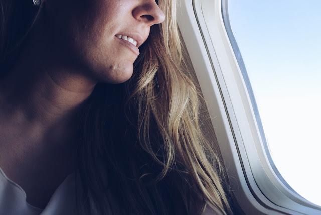 lentomatkailun ihanuus ja kamaluus