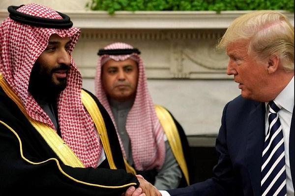 Kontrak Militer Arab Saudi dan As Jumlah Total Mencapai Rp 14,6 Triliun