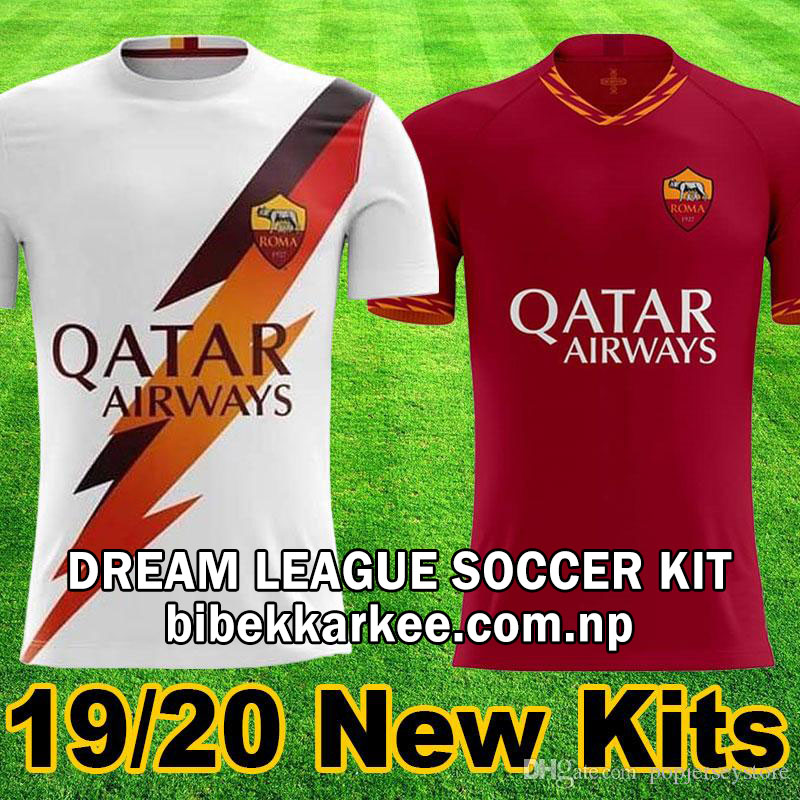 Kit Dream League Soccer 2019 Thai League Anti Feixista