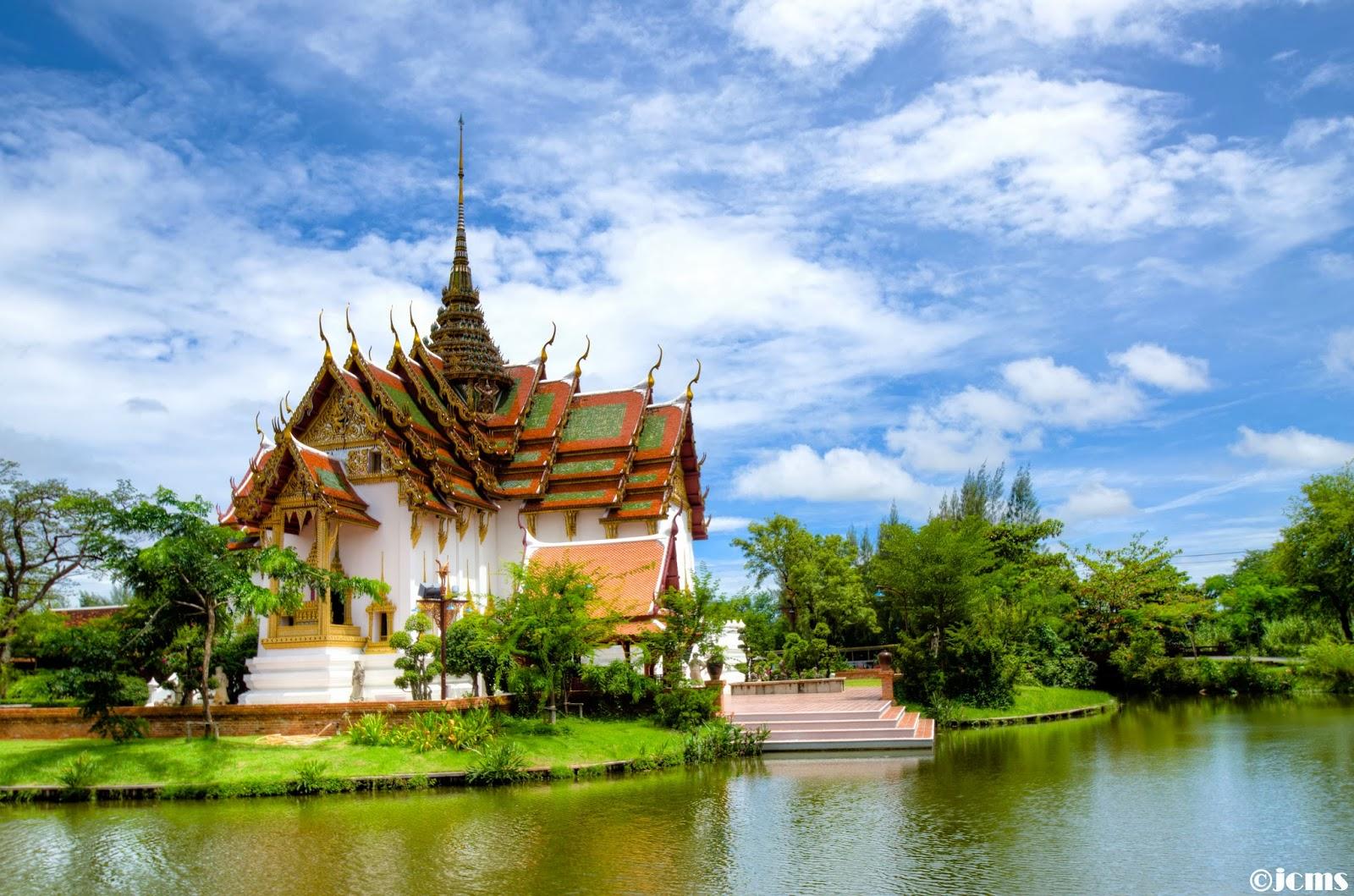Deuceの旅行 Muang Boran The Ancient City