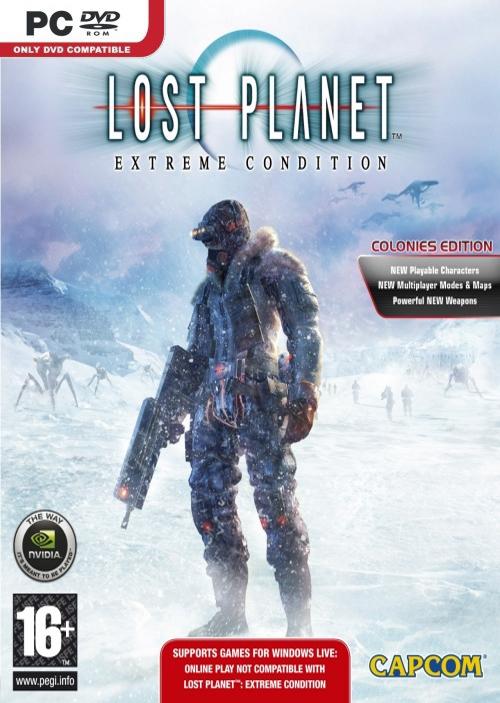 Lost Planet Extreme Condition Colonies Edition Pc Español