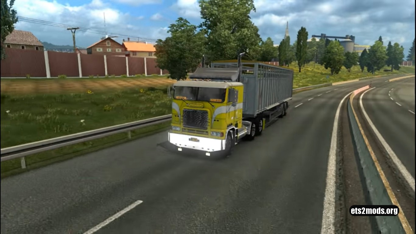 Freightliner FLB [Edited by Harven]