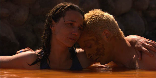 Imagen de Película, pareja protagonista