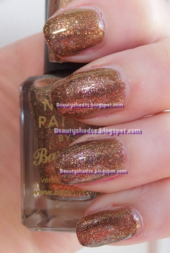 Barry M Copper Nail Paint