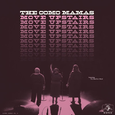 Como Mamas - Move upstairs cover