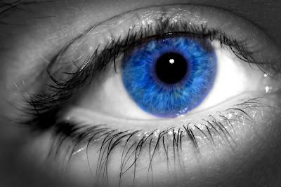 ojo azul · conlosochosentidos.es