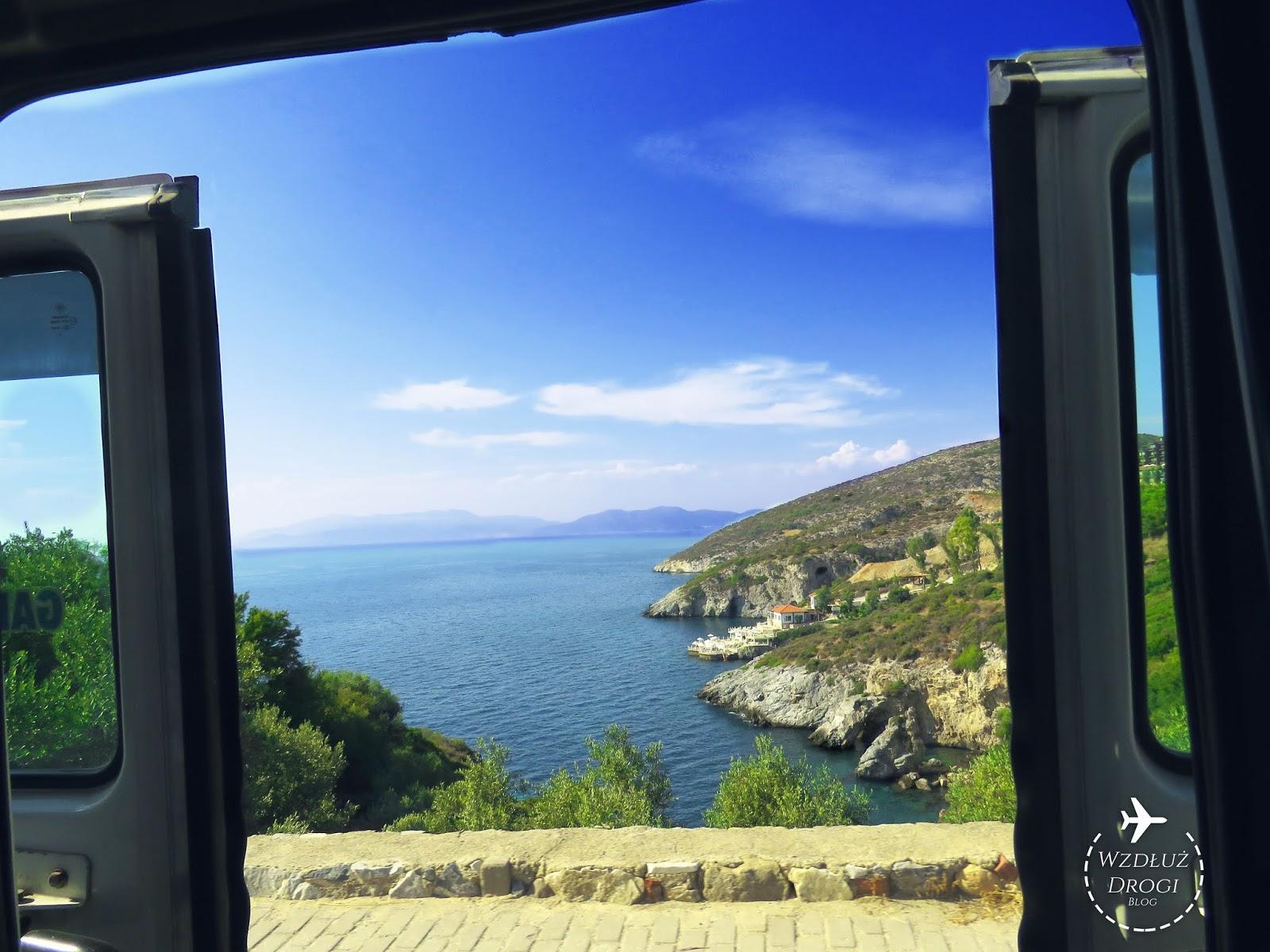 morze egejskie, turcja, morze ikaryjskie