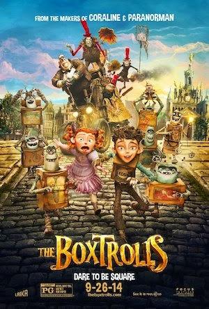 Watch The Boxtrolls (2014)
