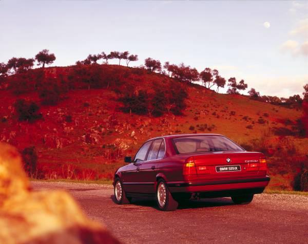 P90200633 lowRes 30 χρόνια απο την πρώτη τετρακίνητη BMW