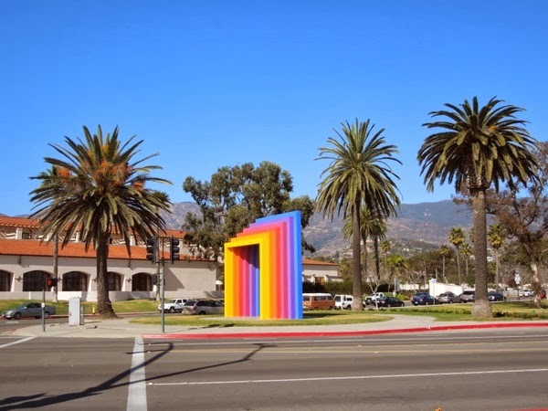 Chromatic Gate Santa Barbara
