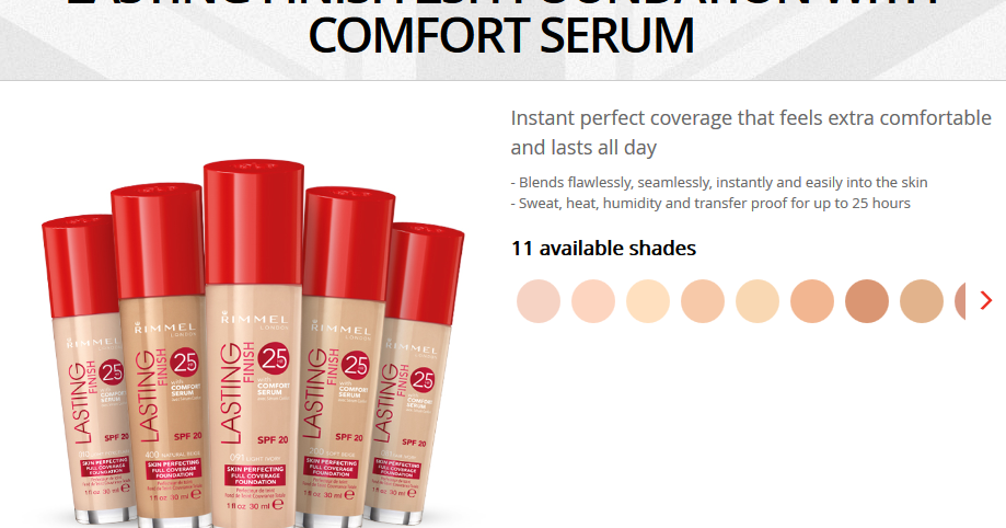 ... mypleasure: REVIEW: RIMMEL LASTING FINISH 25H FOUNDATION WITH COMFORT SERUM 11178484_1066914279992048_1693010472_n ...