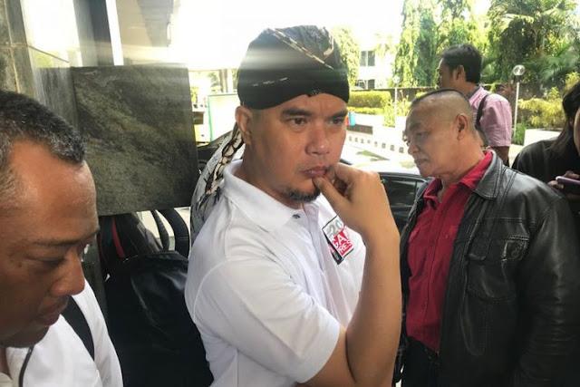Polisi Minta Imigrasi Cegah Ahmad Dhani ke Luar Negeri