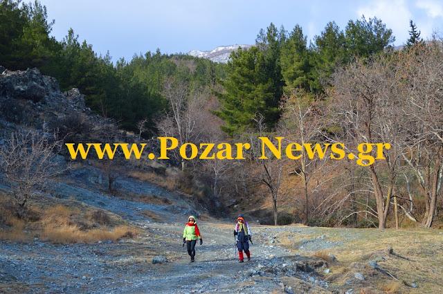 Αποτέλεσμα εικόνας για εικονες του pozar news απο ορειβατες στο γαρεφι
