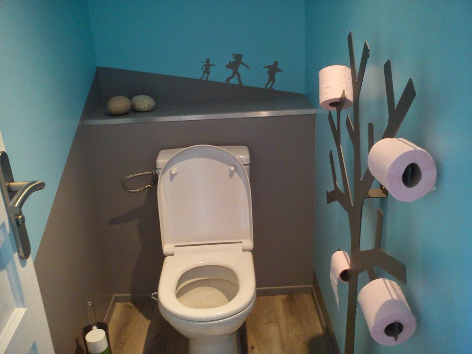 Peindre Les Toilettes | Peinture Toilettes Aide Peinture Des ...