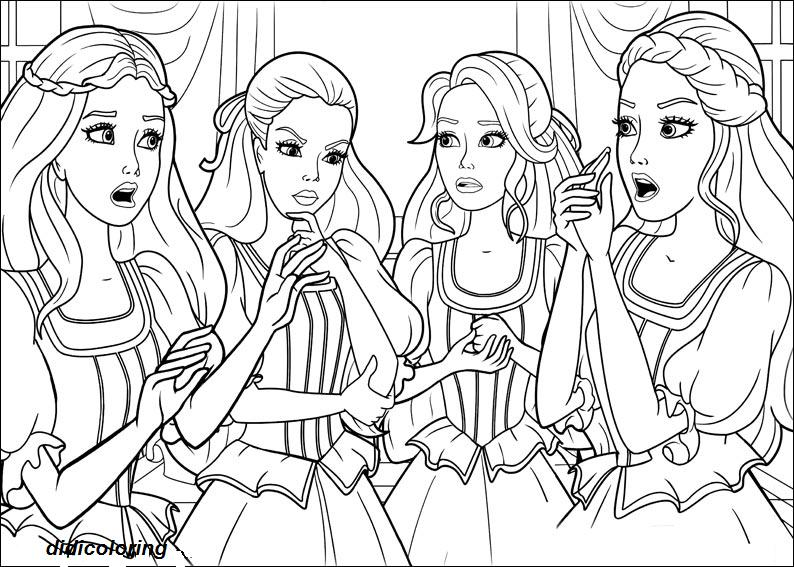 barbie car coloring pages - three musketeers cartoon car interior design