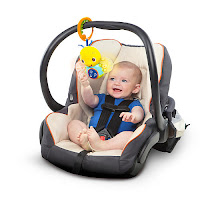 Toys for Babies with Torticollis