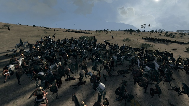 Download Total War Rome 2 PC Gameplay