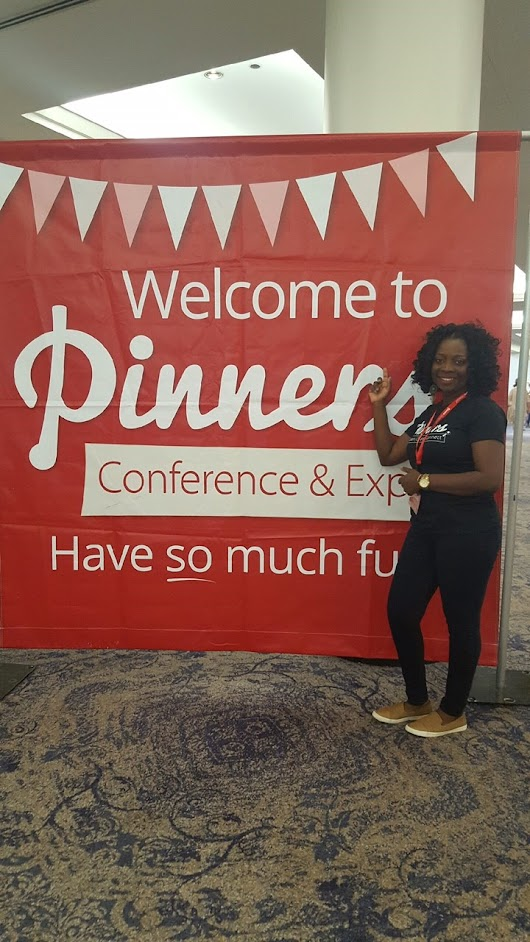 I Was a Speaker at Pinners Conference!