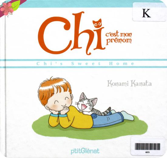 """""""Chi c'est mon prénom"""" de Konami Kanata"""