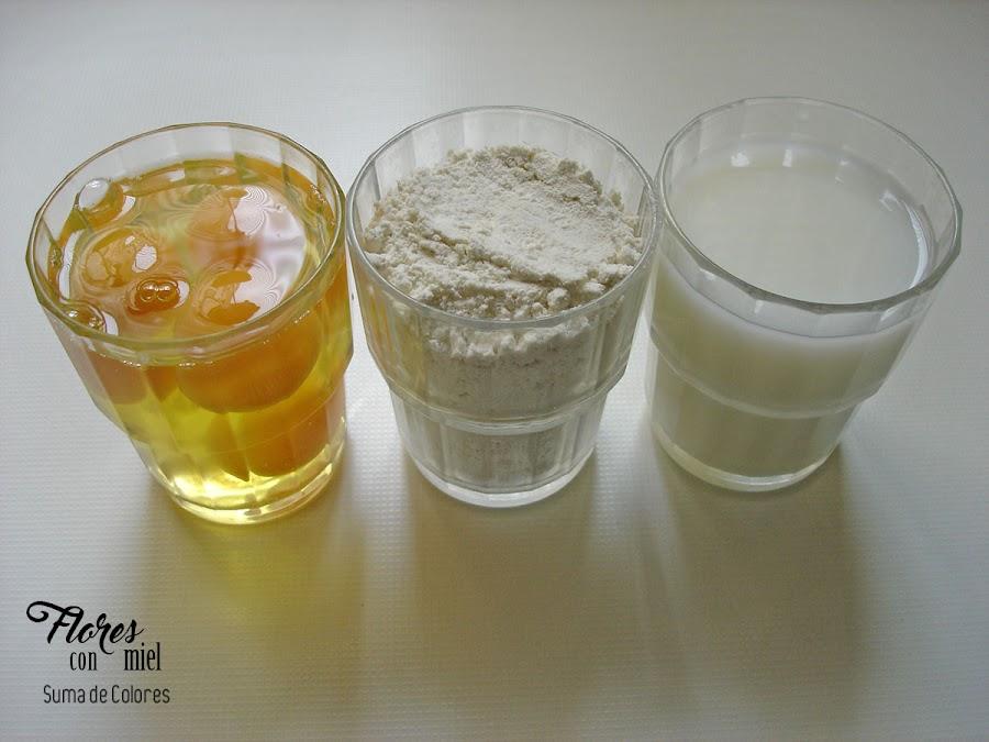Flores-con-miel-ingredientes
